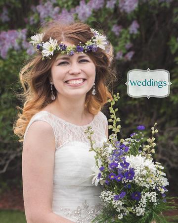 Beautiful Spring Bride